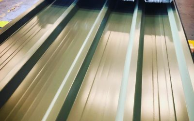 A Guide To Installing Steel Roofing Sheets